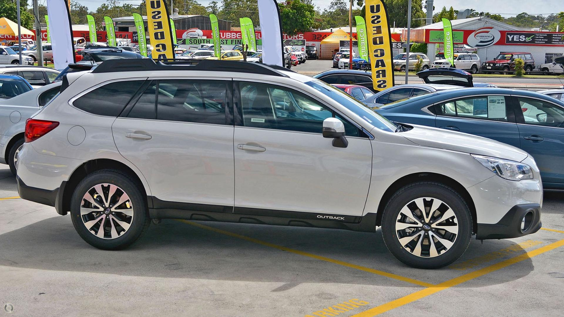 2017 Subaru Outback 2.5i Fleet Edition 5GEN
