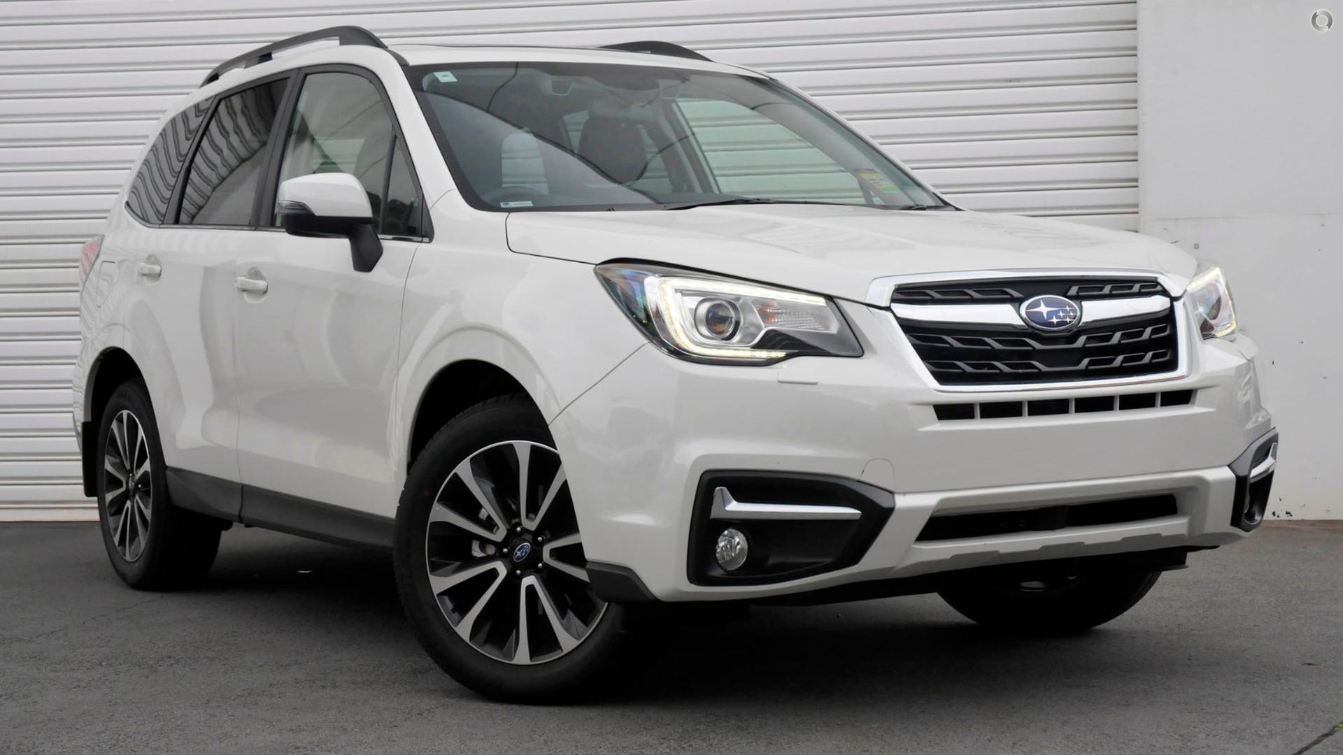 2018 Subaru Forester 2.5i-s