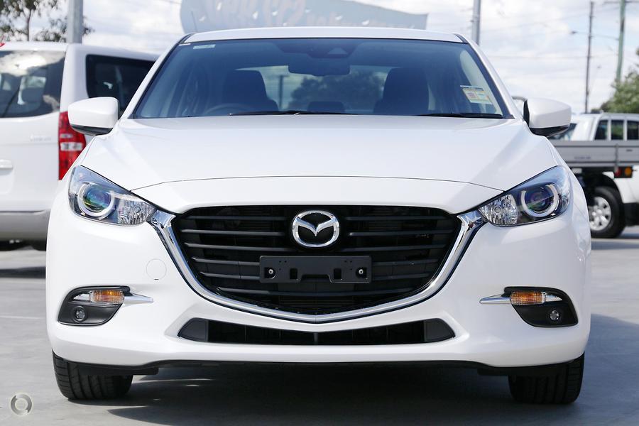 2017 Mazda 3 SP25 BN Series