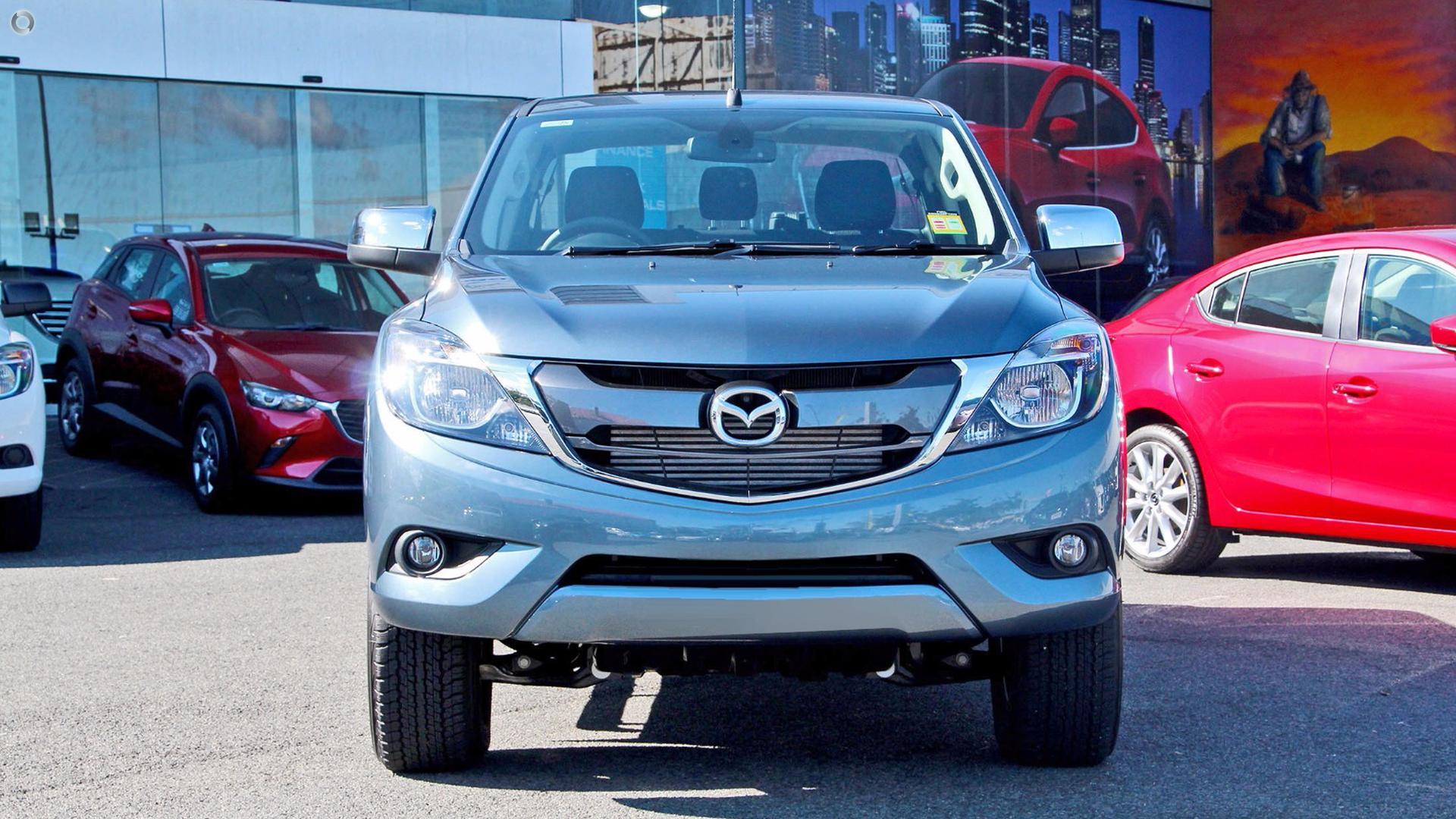 2017 Mazda Bt-50 UR