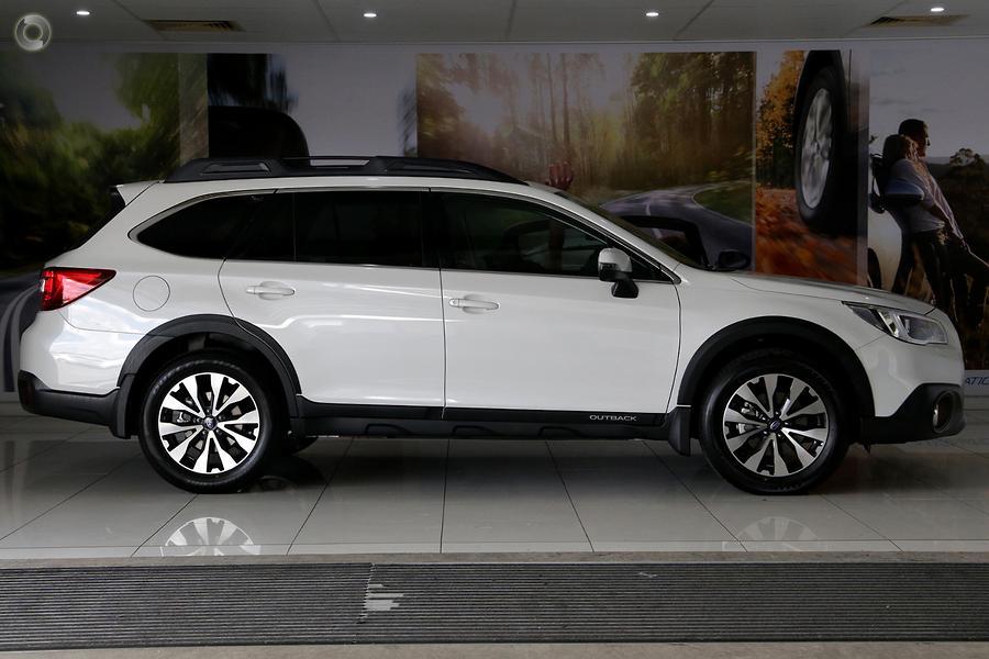 2017 Subaru Outback 2.0D Premium 5GEN