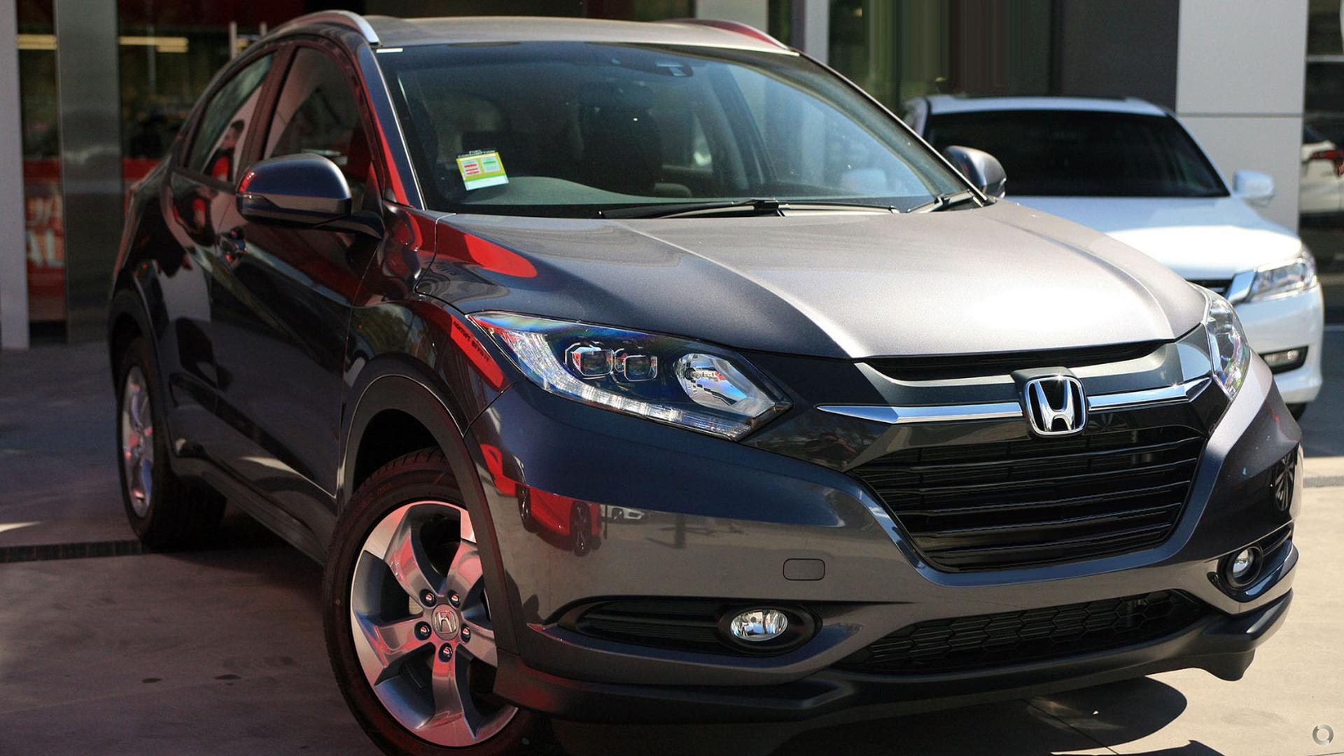 2017 Honda Hr-v (No Series)