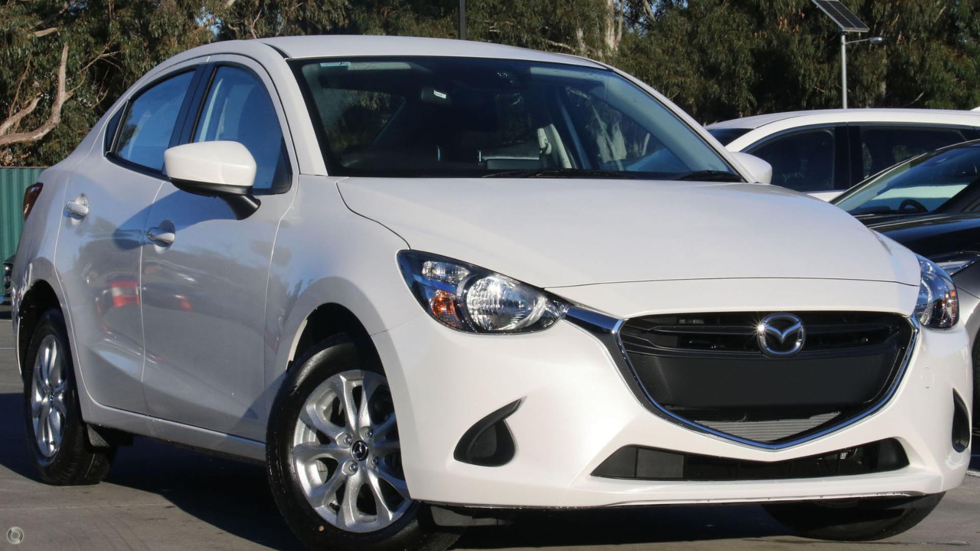 2018 Mazda 2 DL Series