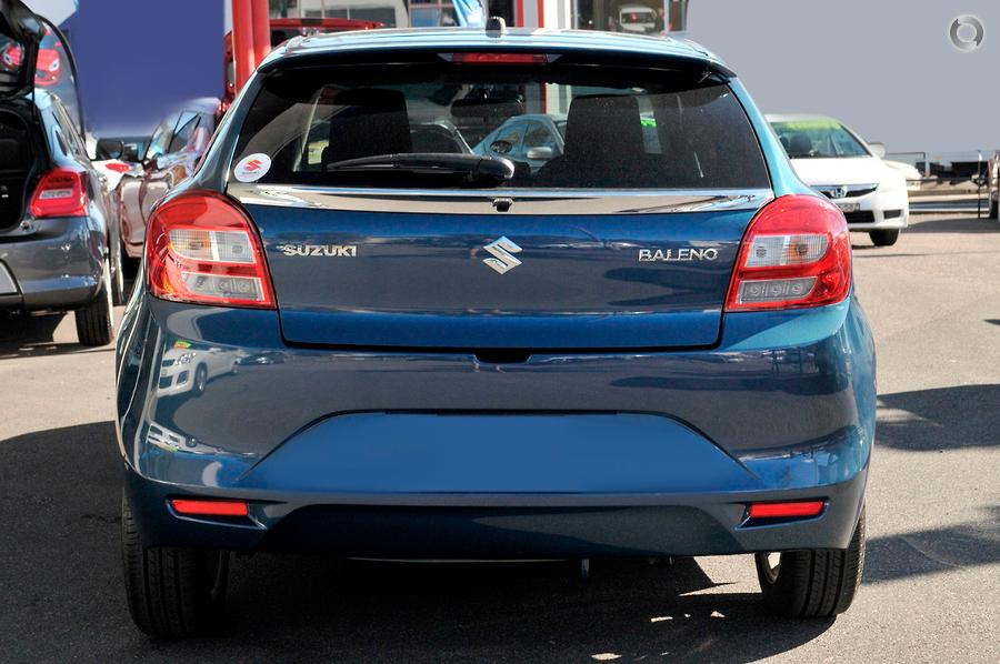 2018 Suzuki Baleno GLX Turbo EW