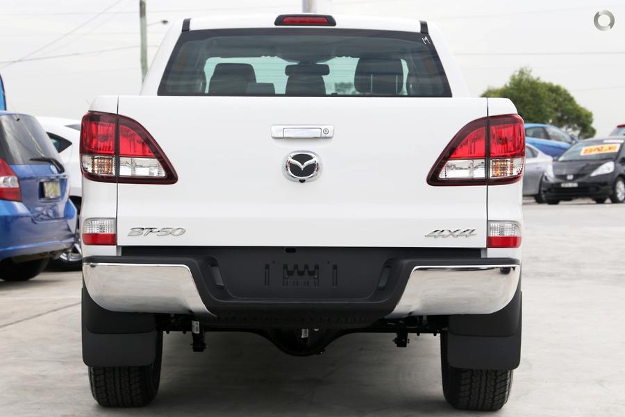 2017 Mazda Bt-50 GT UR