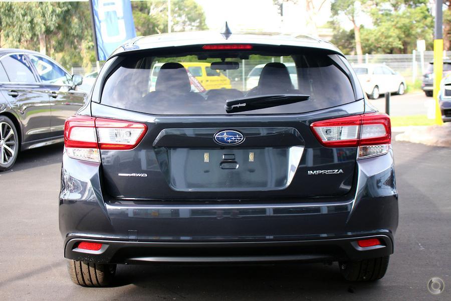2017 Subaru Impreza 2.0i-S G5