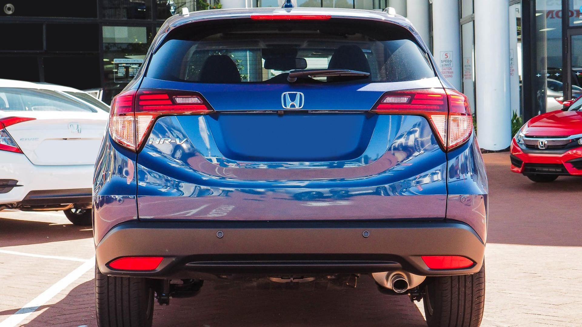 2018 Honda Hr-v VTi-L (No Series)