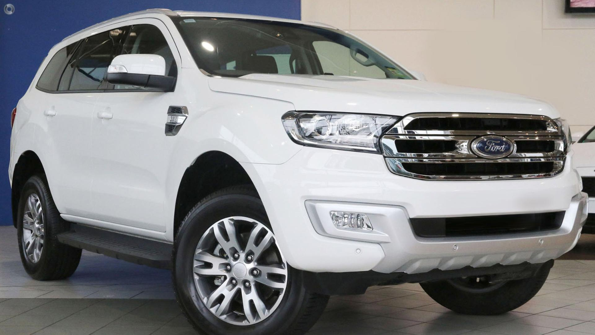 2018 Ford Everest UA