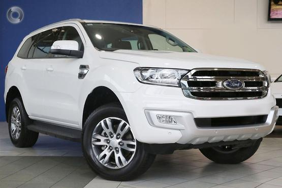 2017 Ford Everest Ua
