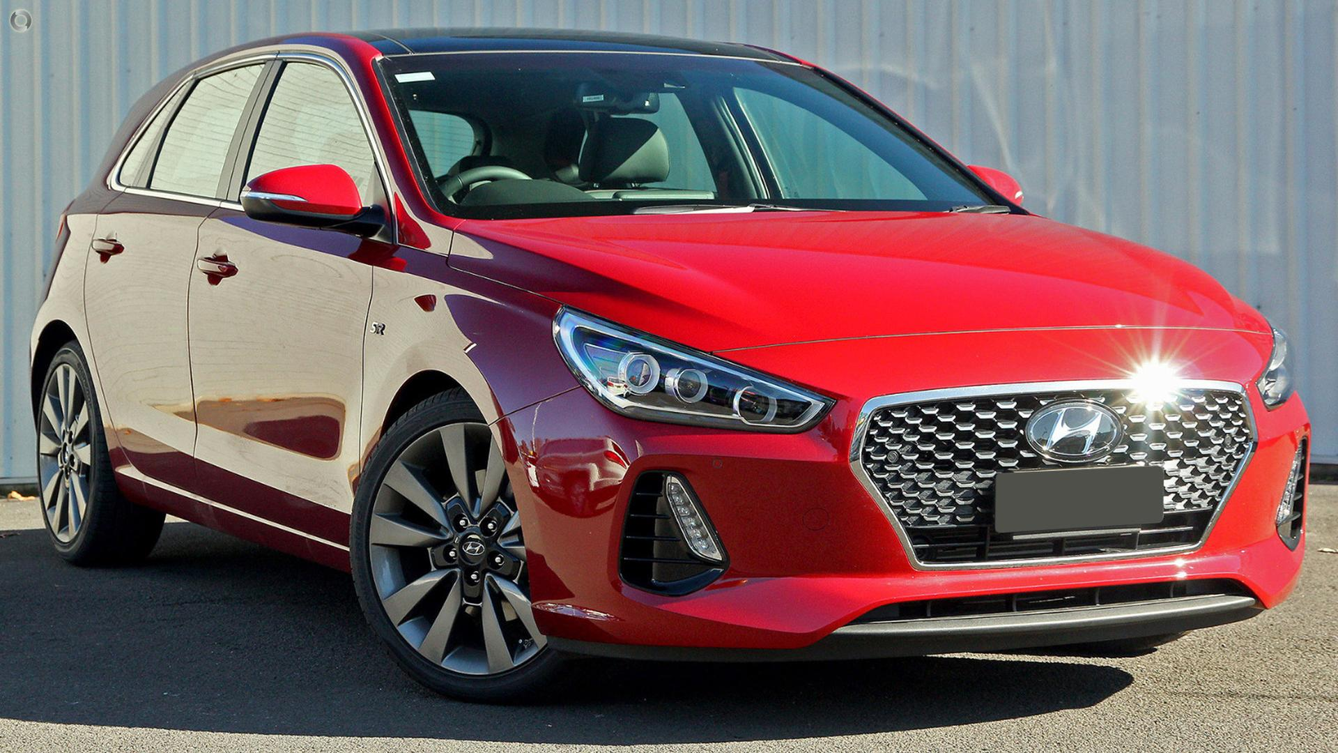 2018 Hyundai I30 Sr Premium