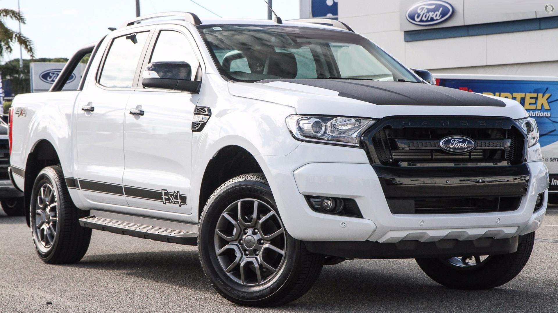 2018 Ford Ranger PX MkII