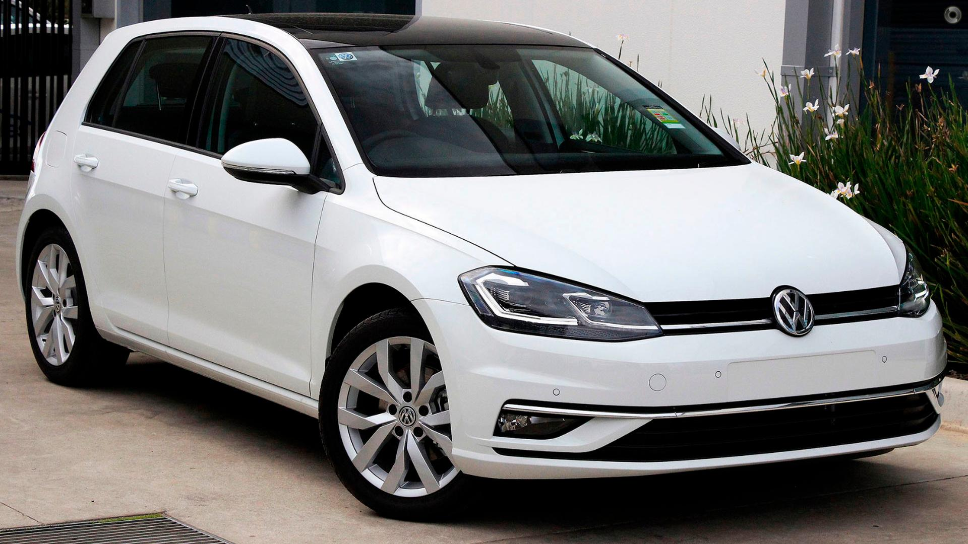 2018 Volkswagen Golf 7.5