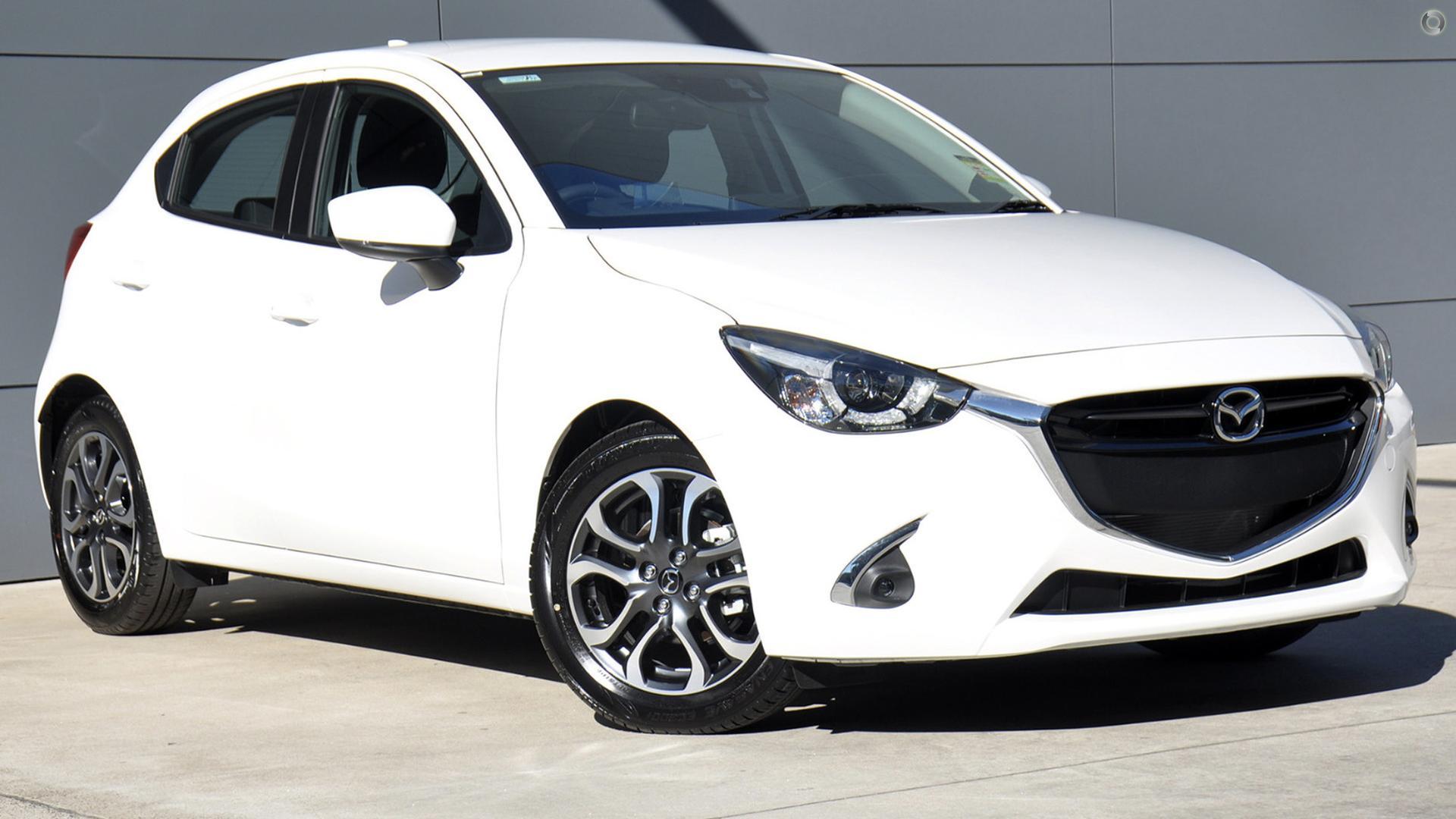 2018 Mazda 2 Genki