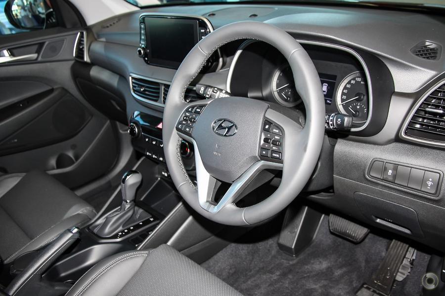 2018 Hyundai Tucson Active X TL3