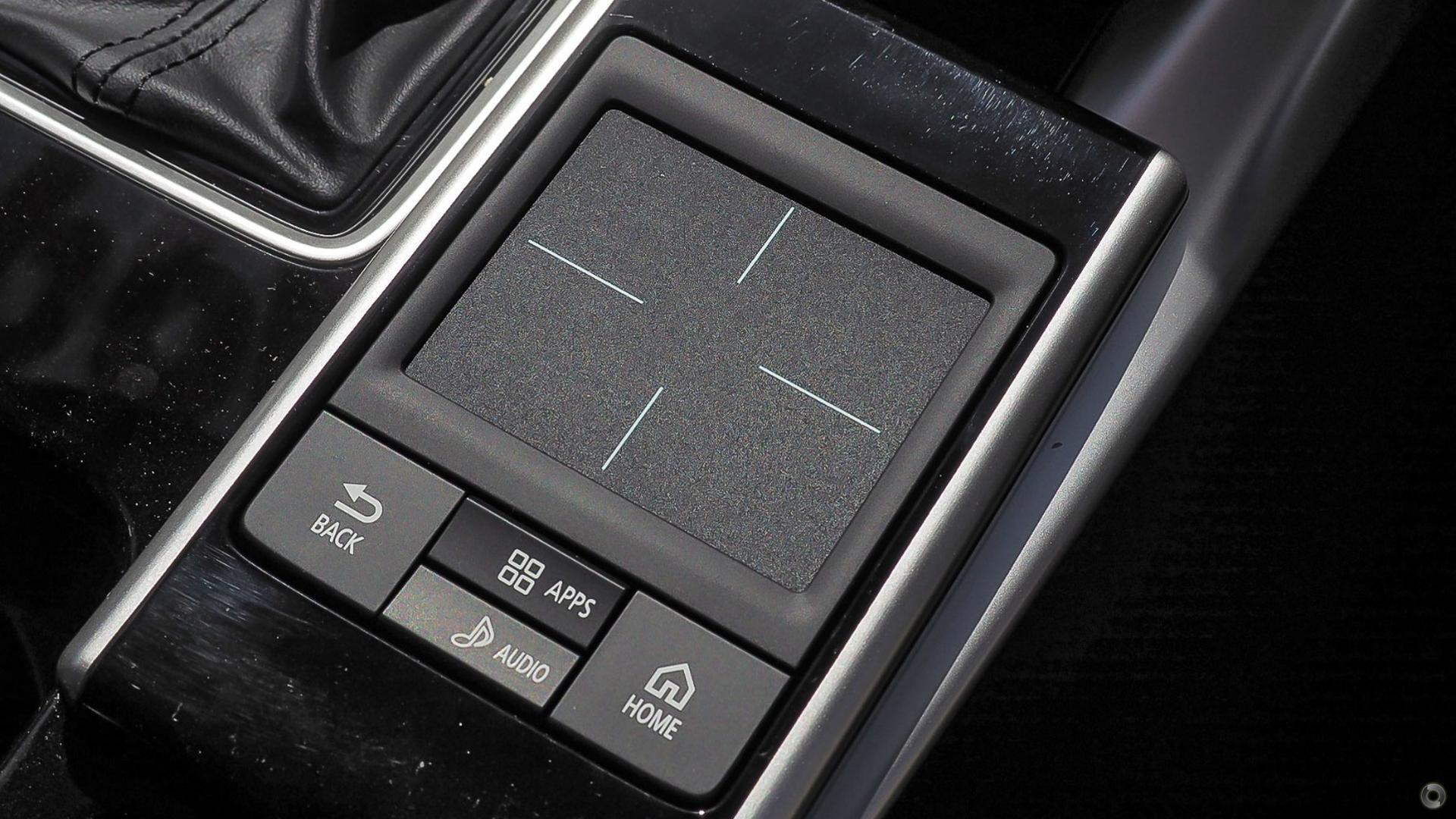 2017 Mitsubishi Eclipse Cross LS YA