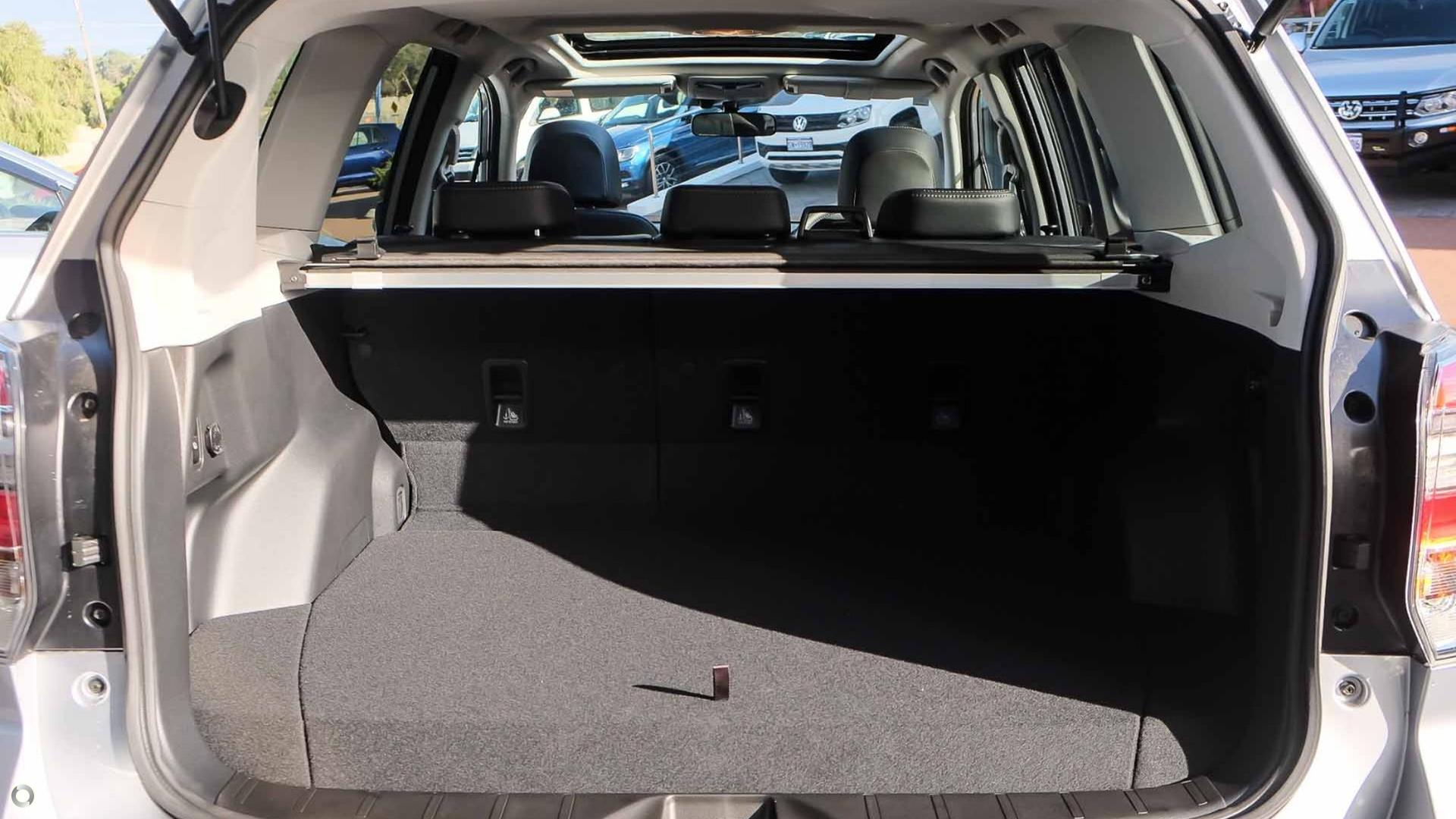 2018 Subaru Forester 2.5i-L Luxury S4