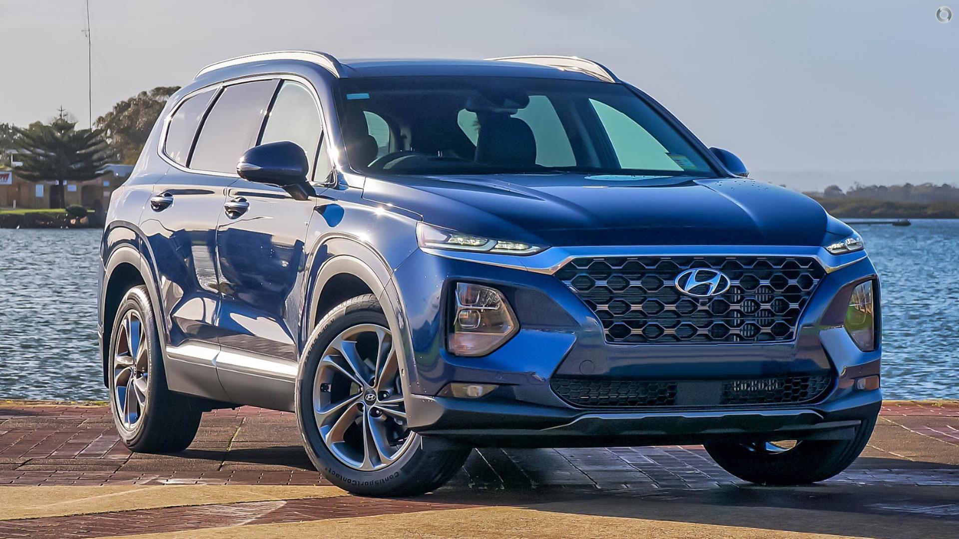 2018 Hyundai Santa Fe TM