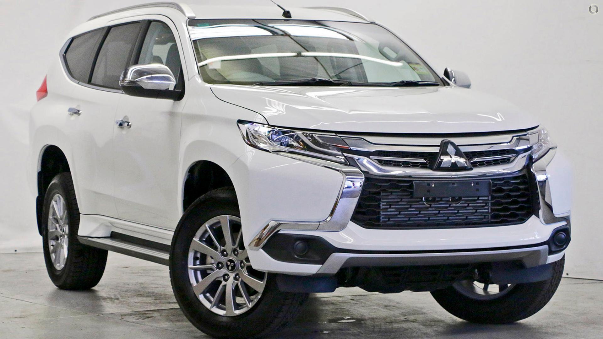2018 Mitsubishi Pajero Sport QE