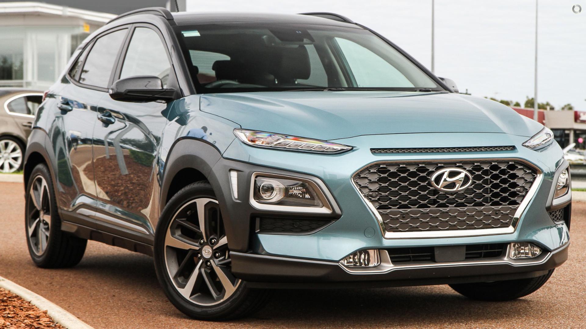 2017 Hyundai Kona Highlander