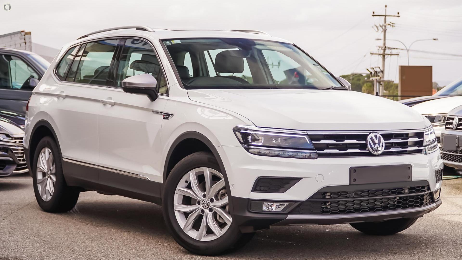 2018 Volkswagen Tiguan 110tsi Comfortline Allspace