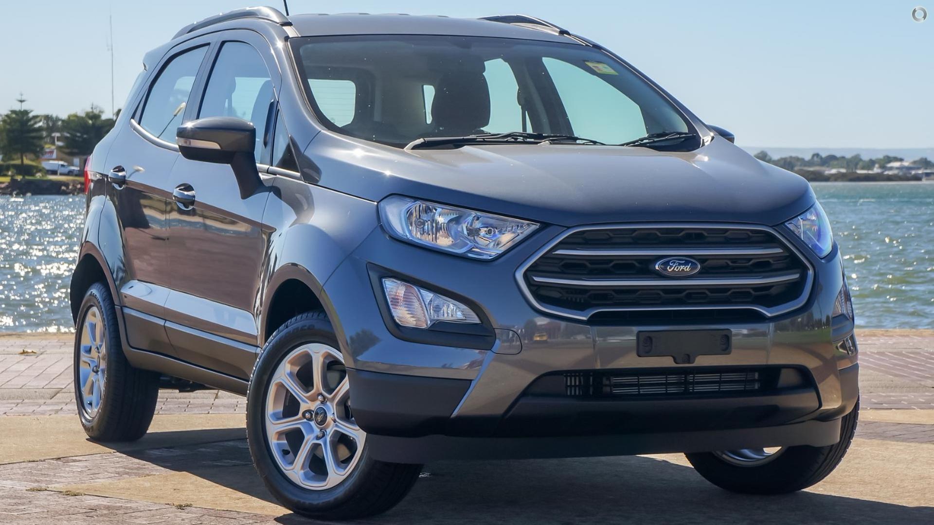 2017 Ford EcoSport BL