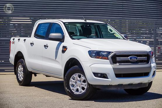 2017 Ford Ranger Px Mkii