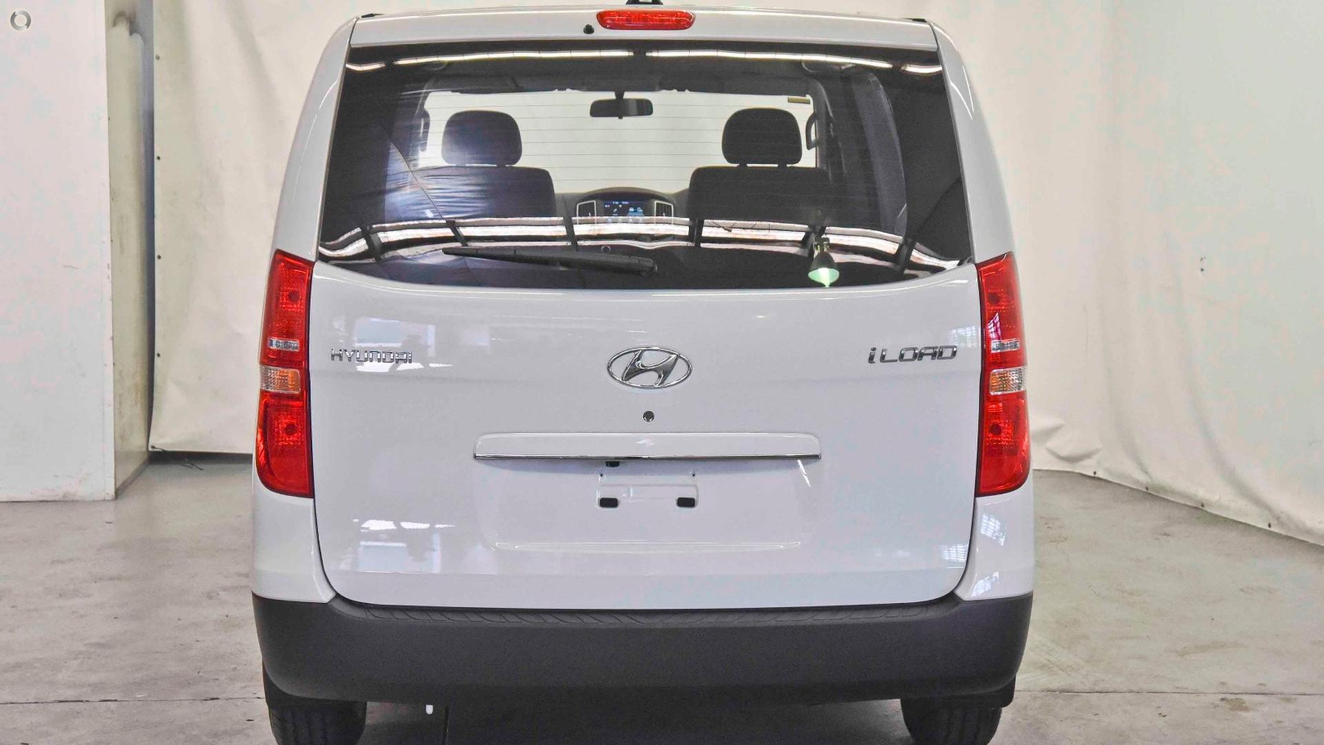 2018 Hyundai Iload  TQ4