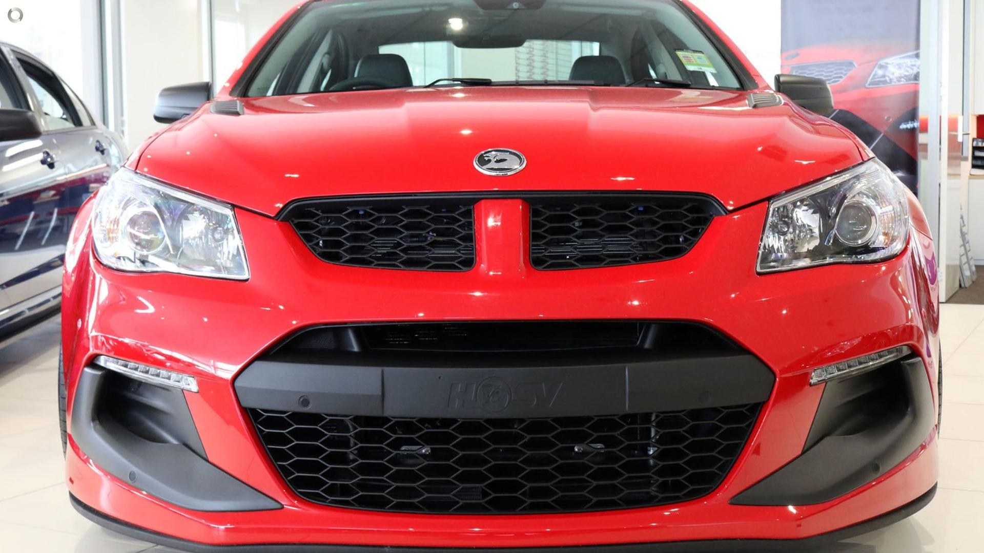 2017 Holden Special Vehicles Clubsport GEN-F2
