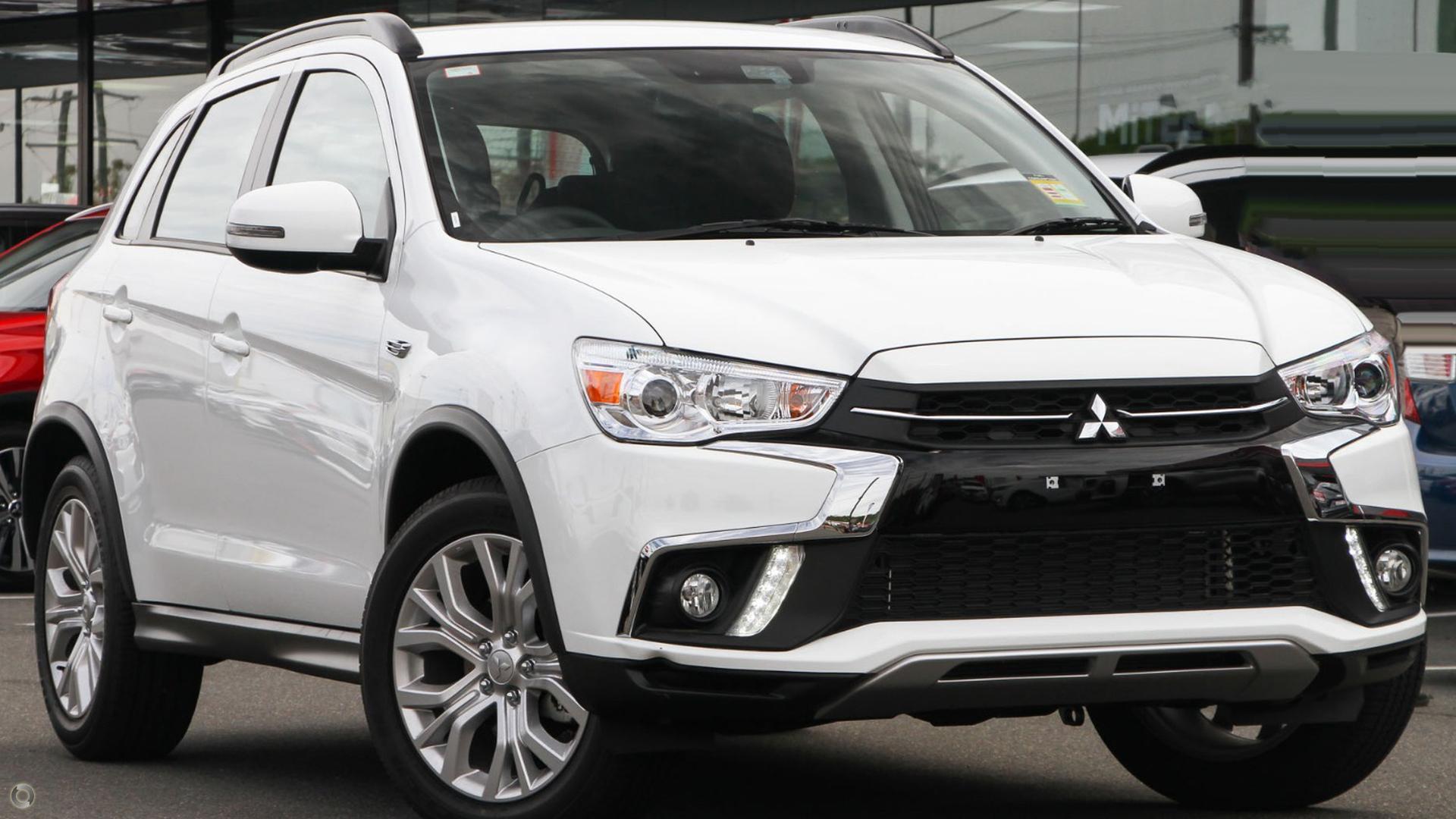 2018 Mitsubishi Asx Es Adas
