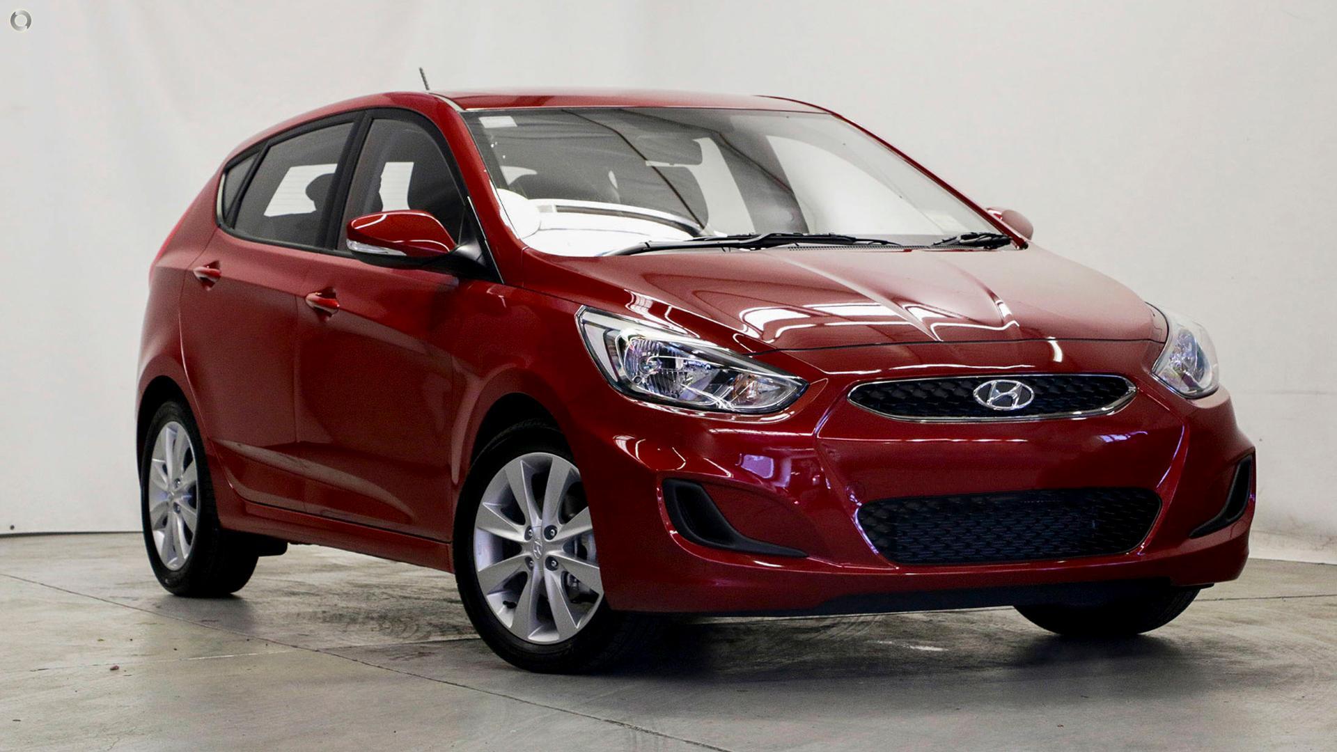 2018 Hyundai Accent Sport