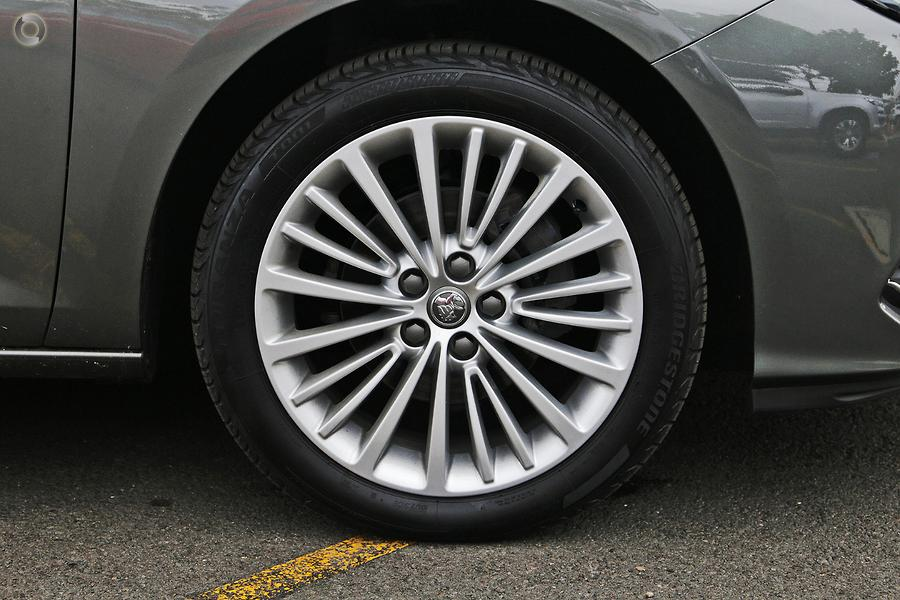2018 Holden Astra R+ BK