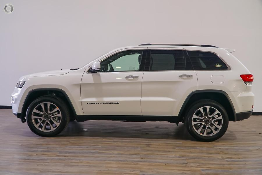2017 Jeep Grand Cherokee Limited WK
