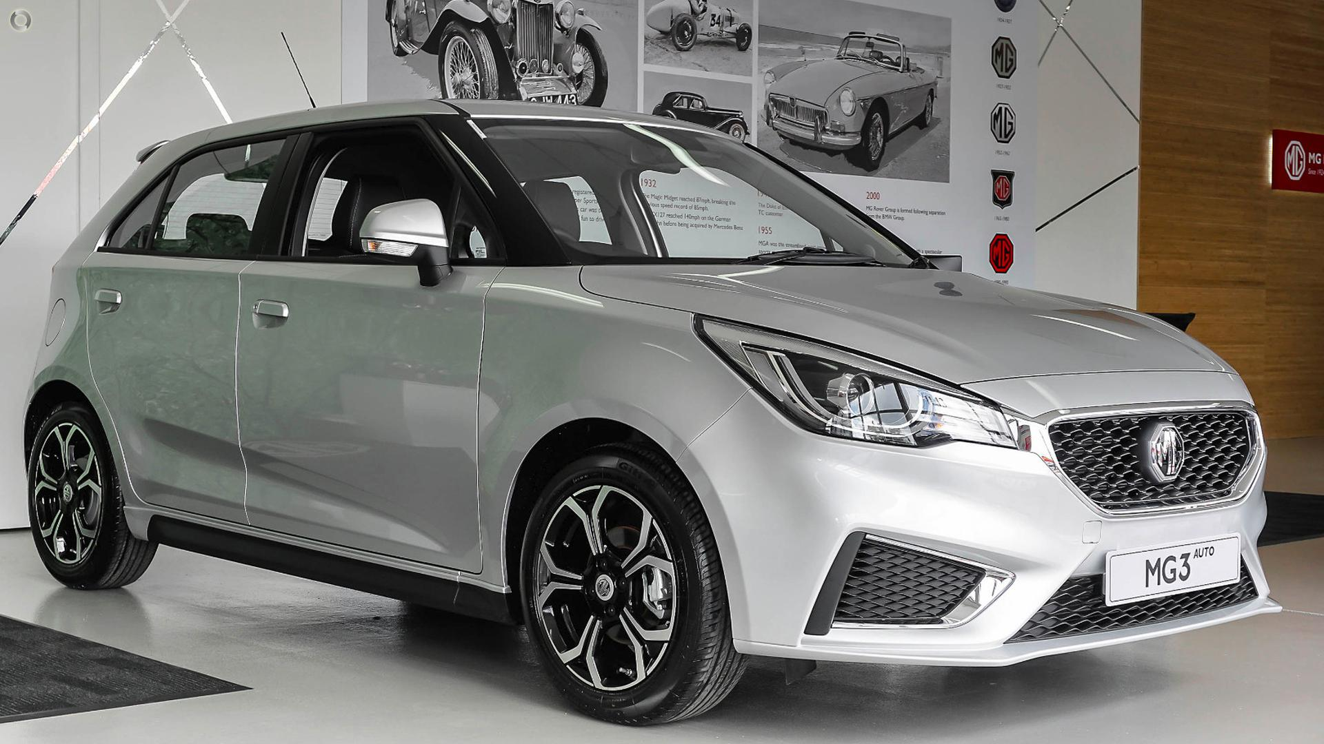 2018 MG MG3 (No Series)