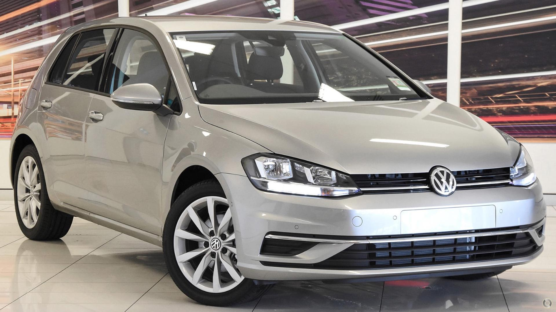 2018 Volkswagen Golf 110TSI Comfortline 7.5