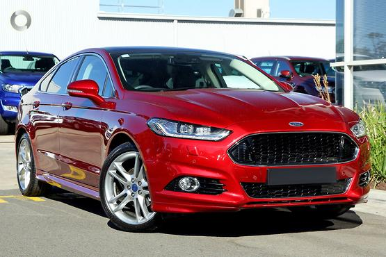 2018 Ford Mondeo Md