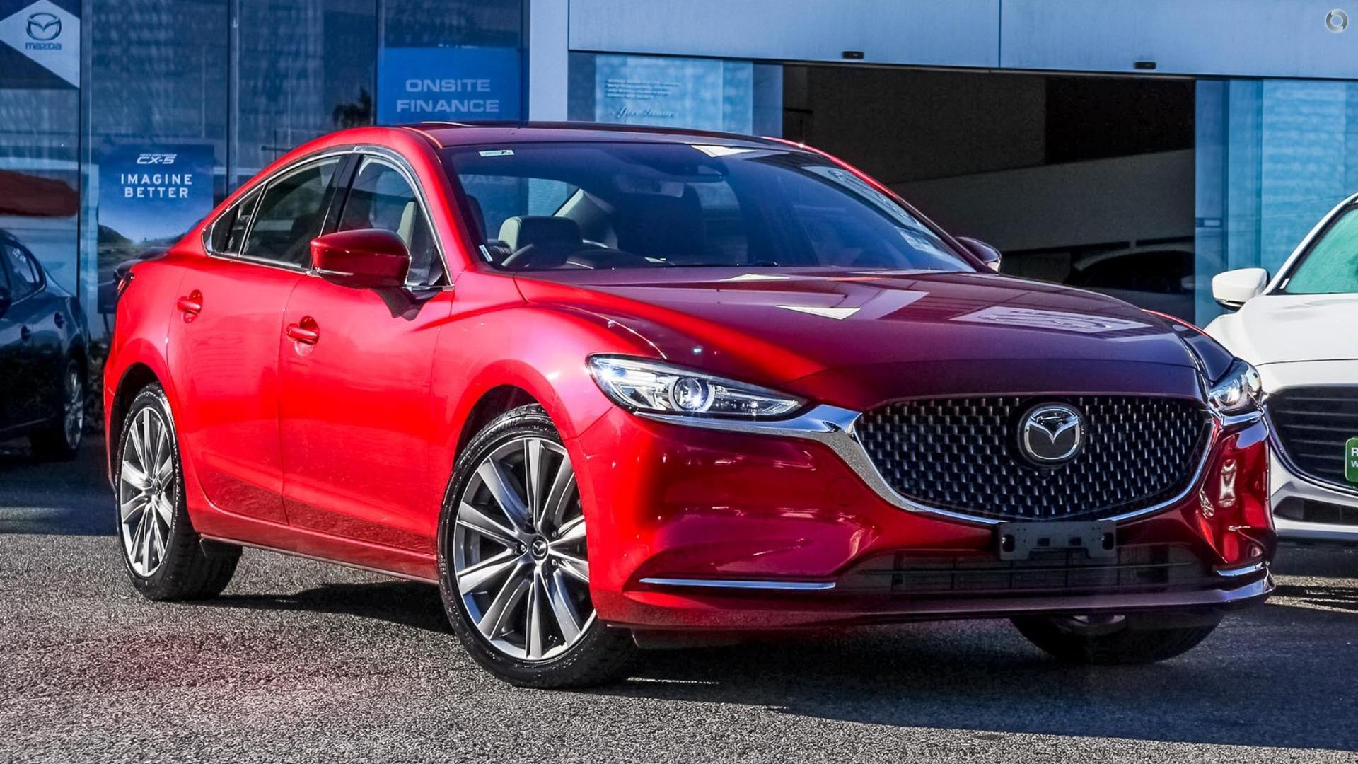 2018 Mazda 6 Atenza