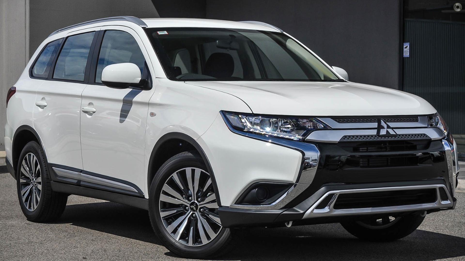 2019 Mitsubishi Outlander ZL