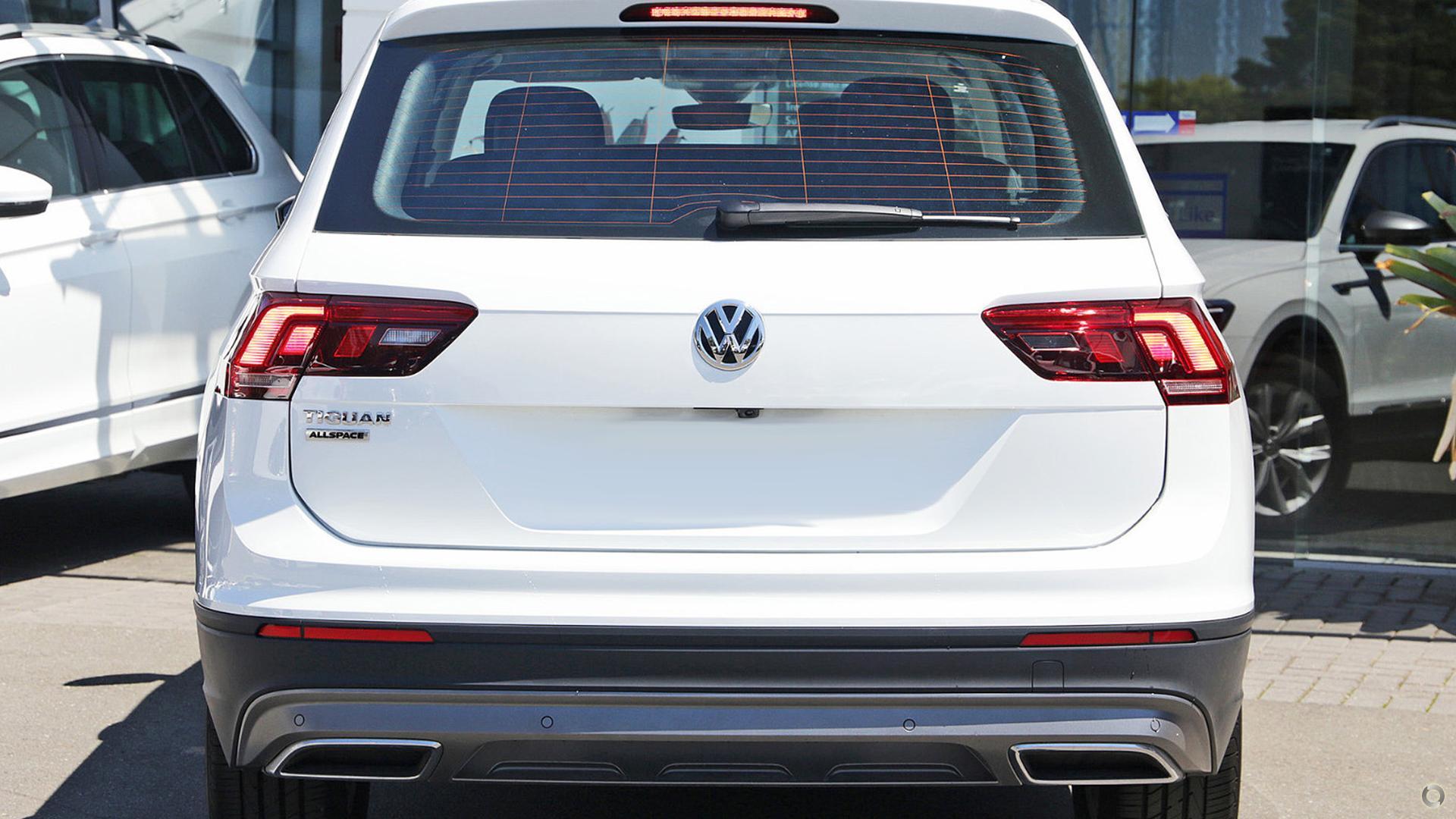2018 Volkswagen Tiguan 110tsi Comfortline Allspace 5n