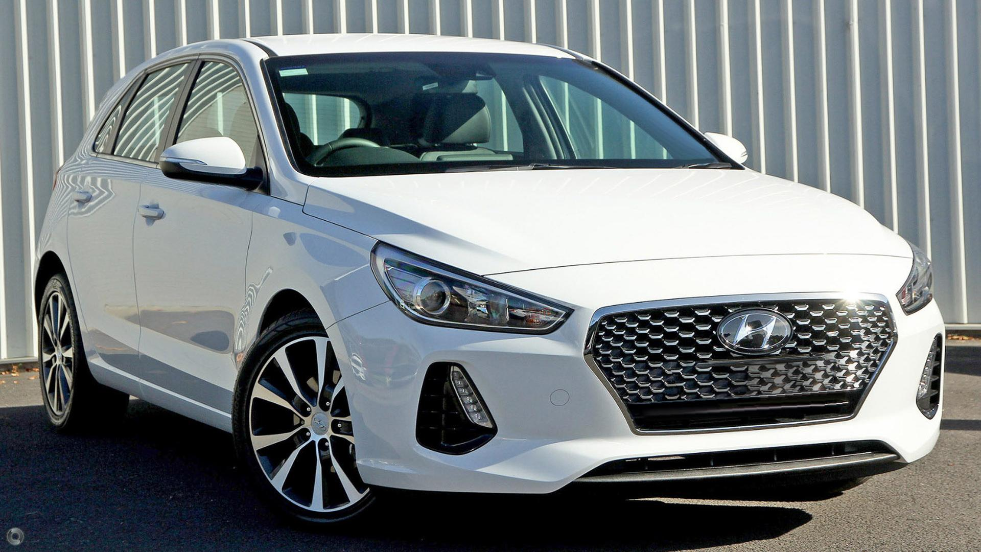 2018 Hyundai I30 Elite