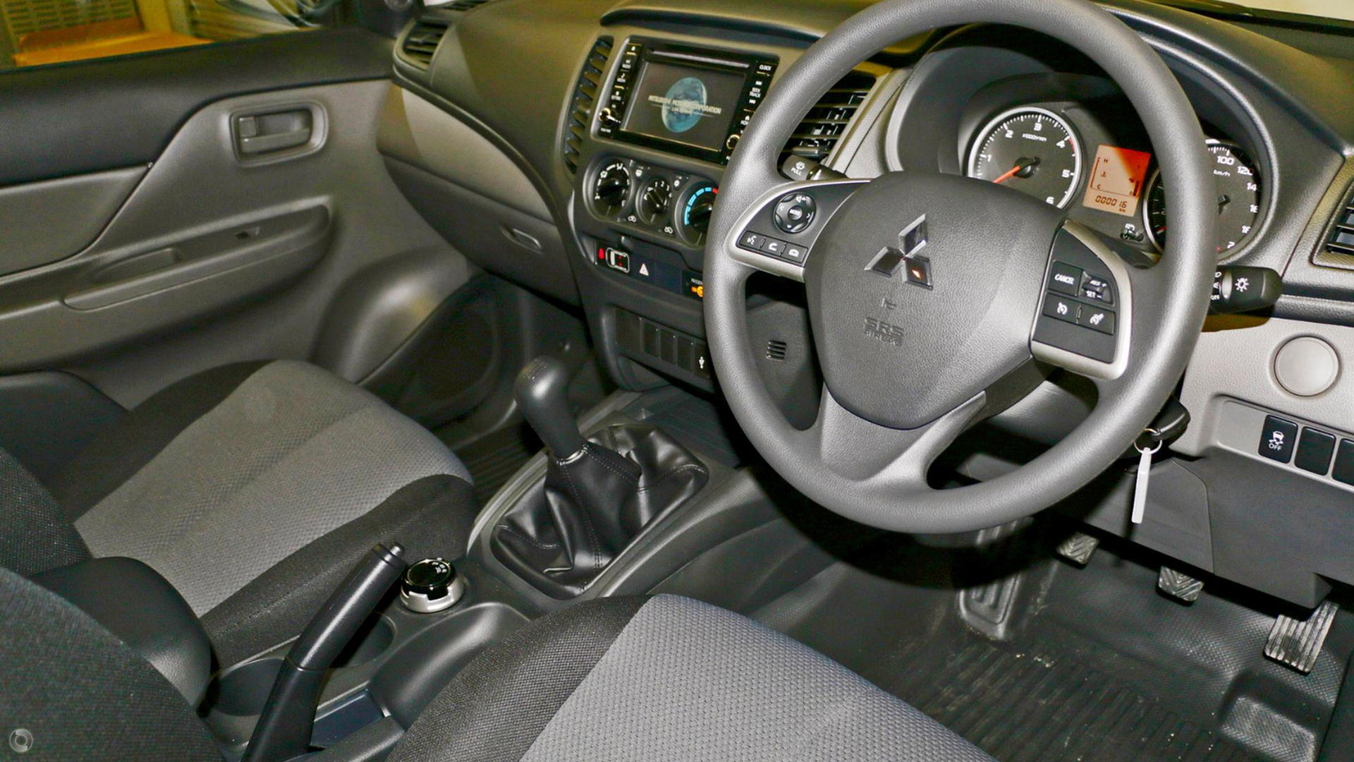 2018 Mitsubishi Triton GLX MQ