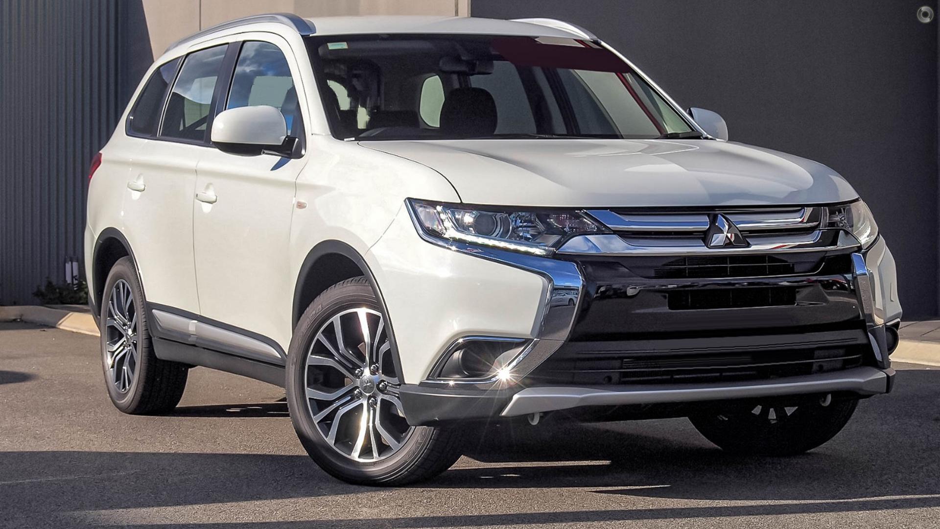 2018 Mitsubishi Outlander ES ADAS ZL