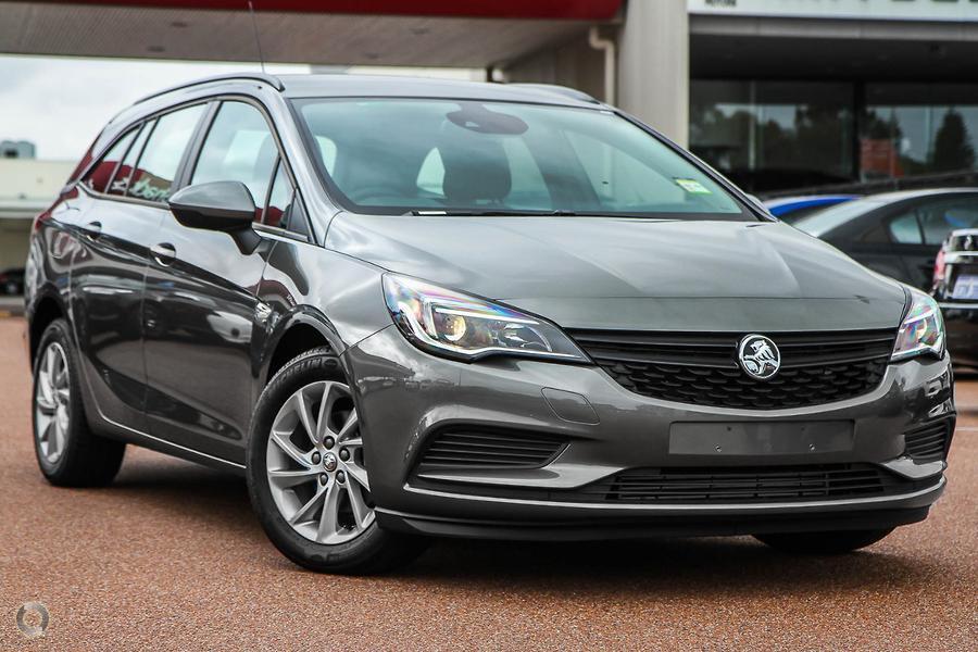 2017 Holden Astra LS+ BK