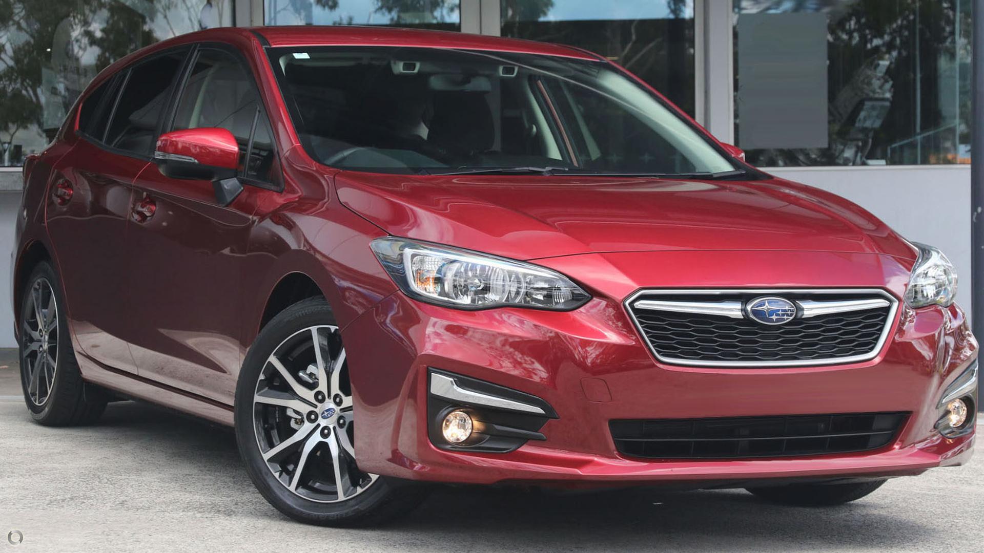 2018 Subaru Impreza 2.0i-l