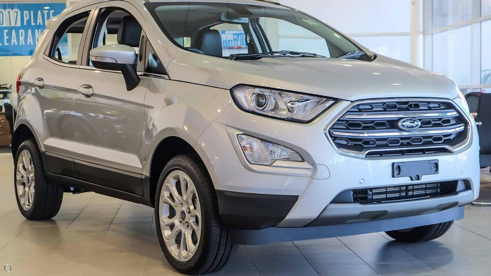 2018 Ford EcoSport BL