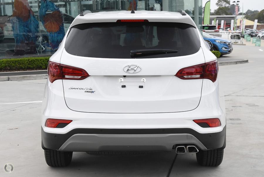 2018 Hyundai Santa Fe Active X DM5 Series II