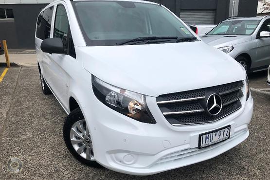 2018 Mercedes-Benz <br>VALENTE
