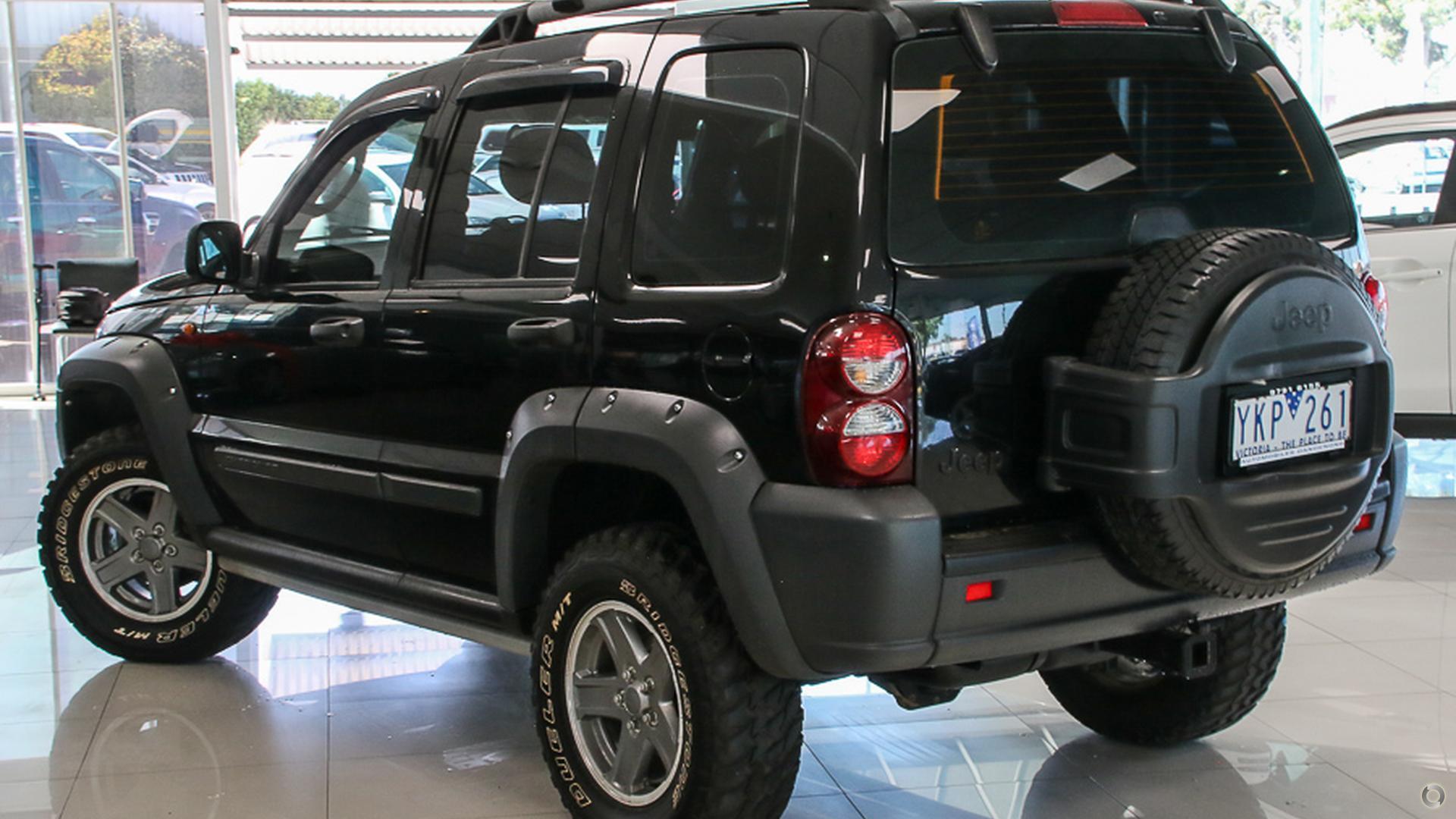2005 Jeep Cherokee Renegade KJ