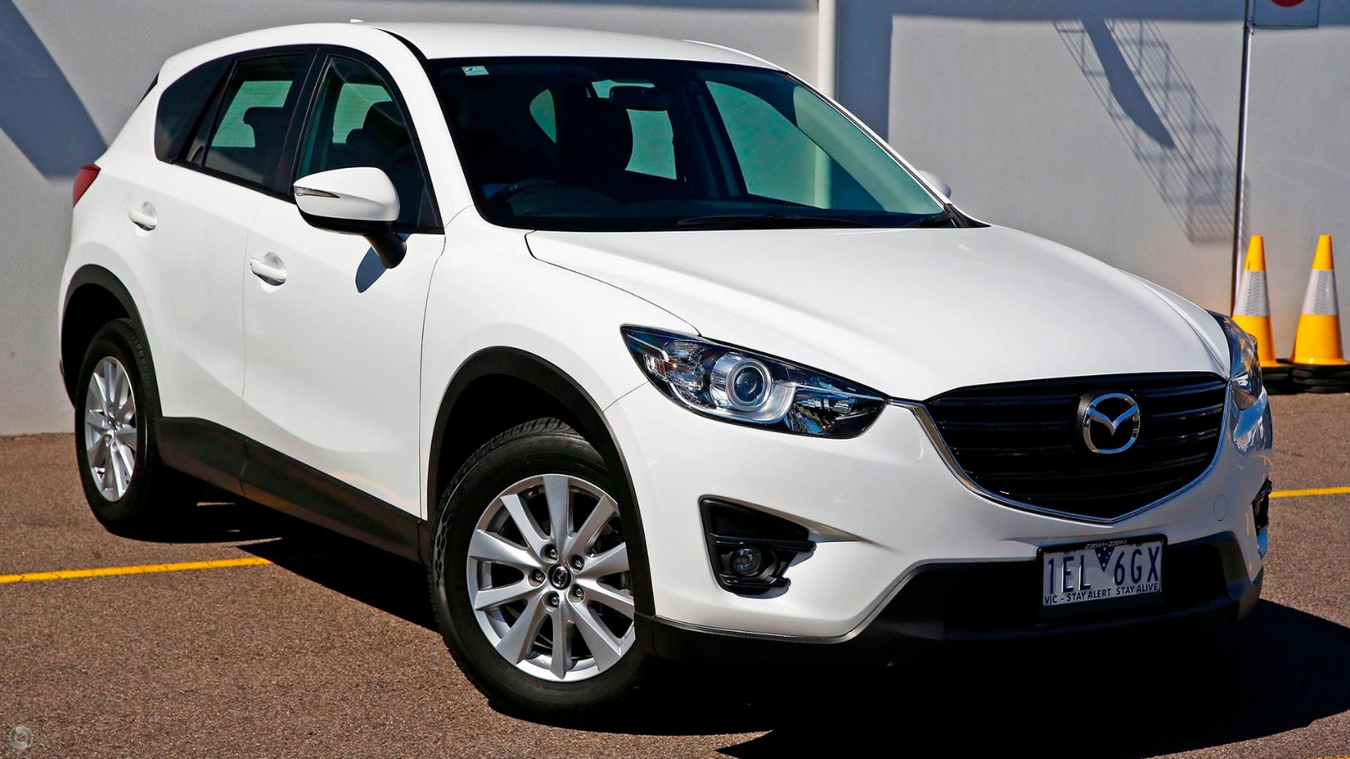 2015 Mazda CX-5 KE Series 2