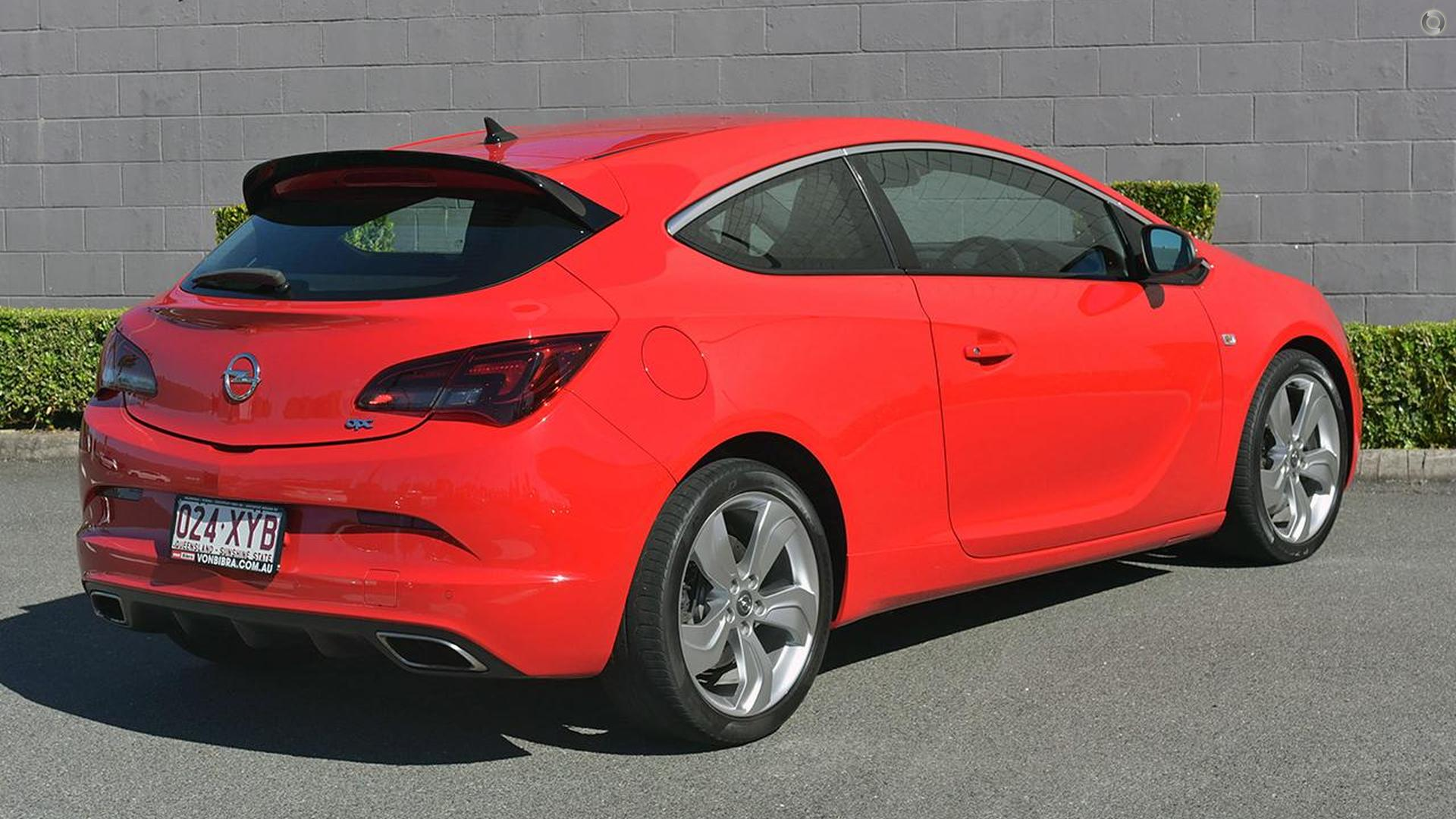 2013 Opel Astra OPC AS