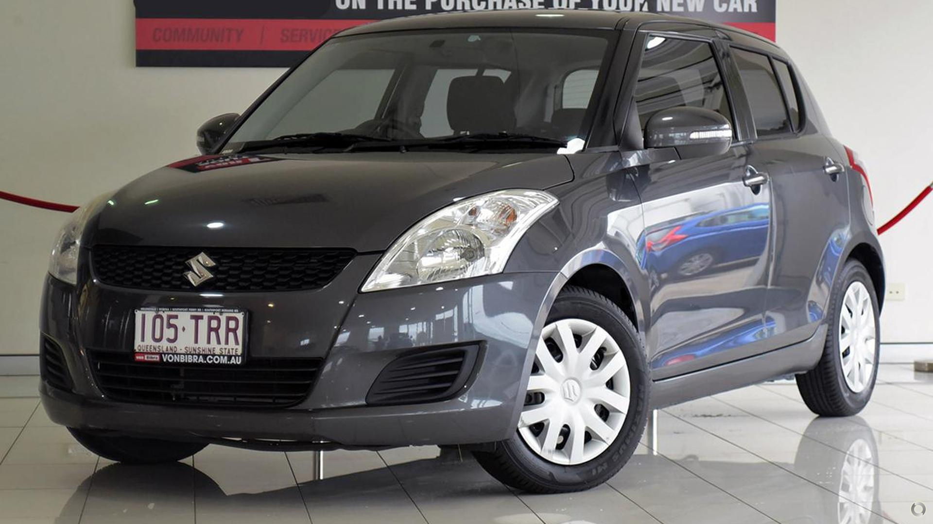 2013 Suzuki Swift GL FZ